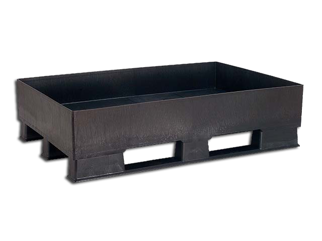 Pallet Tub 140 Liters without Grating